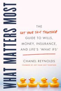 What Matters Most Book Cover Image